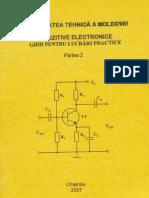 Dispozitive electronice - Ghid la lucrări  practice 2