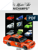 Minichamps Catalogue Edition 1 2003