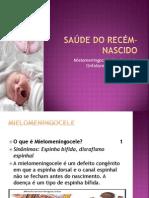 Saúde do recém- nascido