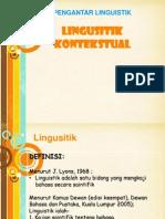 Linguistik Kontekstual