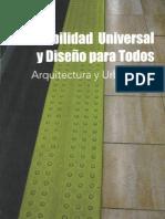 Accesibilidad  diseño para todos