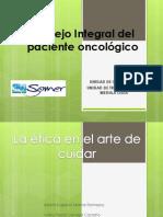 Manejo Integral Del Paciente Oncologico