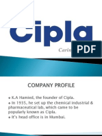 Mankind Ppt | Pharmaceutical Industry | Healthcare Industry