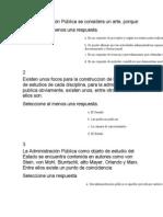 leccion evaluativa -Administración Pública