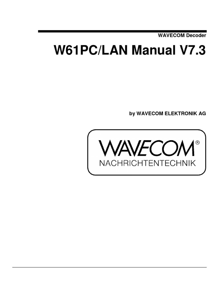 W61pc Manual V7 3 00 Modulation File Format
