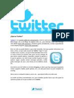 Tutorial Twitter - Breve