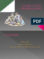 Cultura y Clima Organizacional 091015140820 Phpapp02[1]
