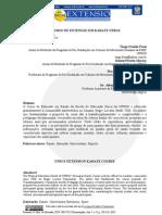CURSO DE EXTENSÃO EM KARATE UFRGS