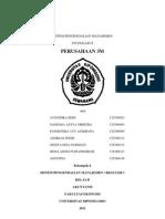 Studi Kasus Sistem Pengendalian Manajemen