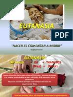 DIAPOSITIVAS EUTANASIA