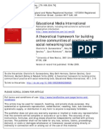 A Theoretical Framework