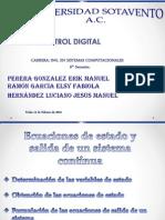 Universidad Sotavento Contol Digital