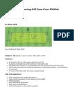 Soccer Drill From Guus Hiddink