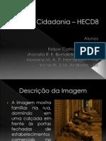 Ética e Cidadania – HECD8