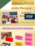 Calidad Educativa (Educación Peruana