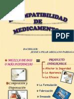 Incompatibilidad de Medicamentos 2