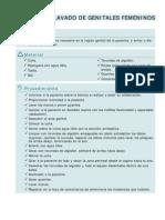 Aseo Perineal 1