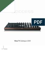 Access Music Brochure 2009 En