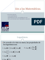 introduccion matematicas