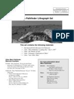 Mars Pathfinder Lithographs