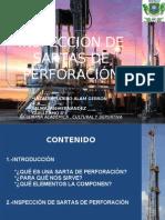 INTRODUCCIÓN SARTAS DE PERFORACIÓN