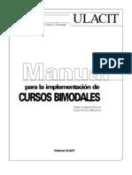 Manual Cursos Bimodales