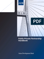 ADB Public Private Partnership Handbook