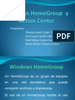 HOMEGROUP Y ACTION CENTER