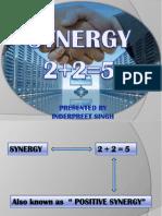 Synergy & Dysergy by IPS