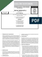 236 Derecho Mercantil I