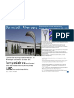 Darmstadt (GE) _LED & éclairage public _article LeM2009