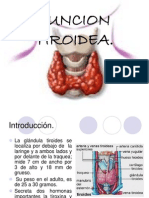 PRUEBAS TIROIDEAS
