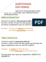 7º ANO_Transitividade Verbal
