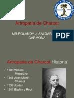 Artropatia de Charcot. Roly