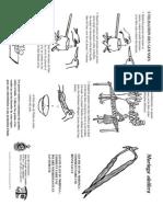 Brochure illustrée sur la préparation de Moringa feuilles