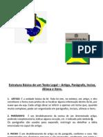 COMUNICAÇÃO 8 - Textos legais e carga perigosa