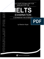 English Grammar - Check Your Vocabulary for Ielts