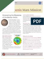 Mars Phoenix Lander Mission