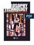 Philosophy of Technology - Val Dusek
