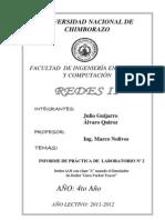 Informe de Laboratorio n2