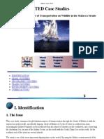 Malacca Case Study