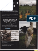 Censored Magazine Article