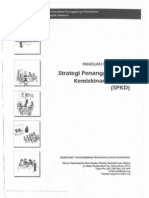 Strategi Penanggulangan Kemiskinan Daerah (SPKD). Panduan Penyusunan