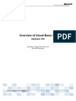 Visual Basic 9.0 Overview