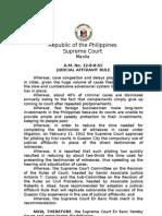 APPROVED Judicial Affidavit Rule 090412