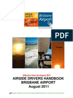 August 2011 Airside Drivers Handbook