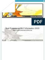 Soal Pemanasan NLC 2010
