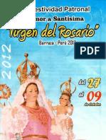 Virgen Del Rosario 2012 - Barraza Peru