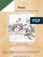 WFRP2 Classics - Fimir