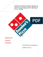 Stp of Dominos